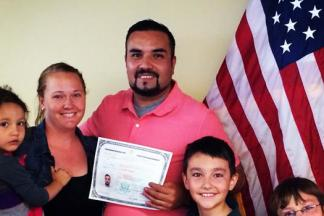 Francisco Nuñez Villegas, client of the month- May 2014