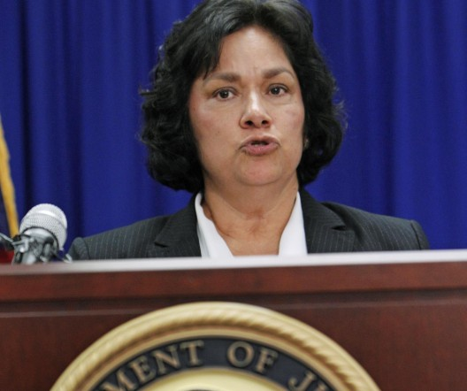 ICE Director Sarah Saldaña