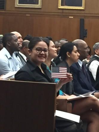 Becoming a U.S. Citizen
