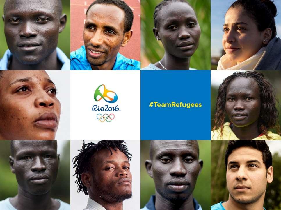 Rio refugees