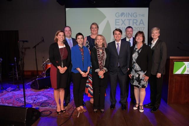 Whitman Walker Health Presents Ava Benach with Fenner Award for Public Service
