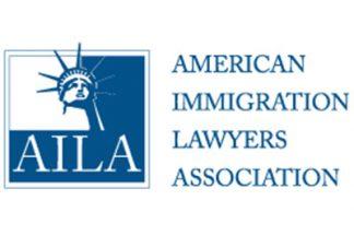 AILA Presents Ava Benach with the 2017 Edith Lowenstein Memorial Award