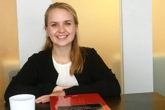 "Intern Week: Sophie Macklem-Johnson ""From Minnesota to Argentina."""