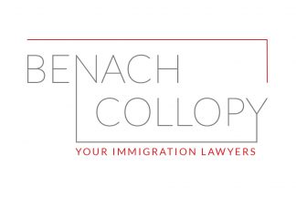 Same trusted immigration law firm. New look that's more us.