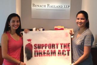 Meet a DREAMer- Roxana and Silvana Bedia