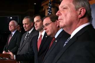 Immigration Reform 2013: The Gang of Eight Plan