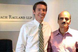 Abdul Hamid, client of the month, September 2014
