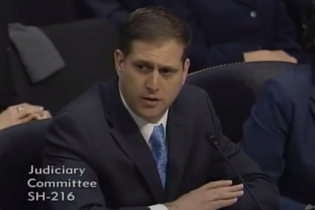 The head of the ICE Bureaucrats' Union, Chris Crane.