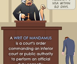 Naturalization victory after four years, three lawsuits and three USCIS interviews