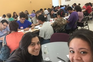 A Reflection on Citizenship Day Volunteering by Lauren Barger