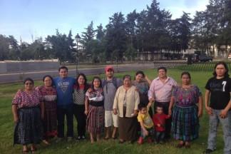 October 2015 Client of the Month- Juan Carlos Acajabon Mendez, Provisional Waiver and Visa Granted!