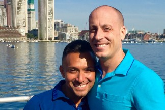 Clients of the Month July 2016- Jorge Martinez and Christopher Gallo