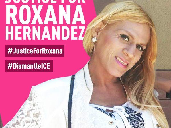 Claudia Patricia Gomez Gonzalez and Roxsana Hernandez were killed by U.S. immigration authorities last month